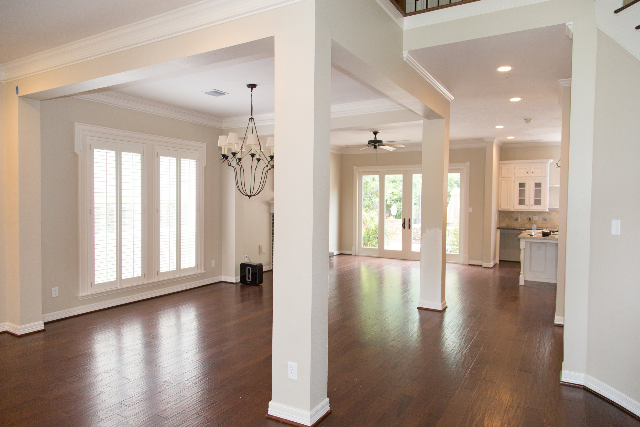 Tips For Dealing With Water Damaged Flooring | Designer: Carla Aston