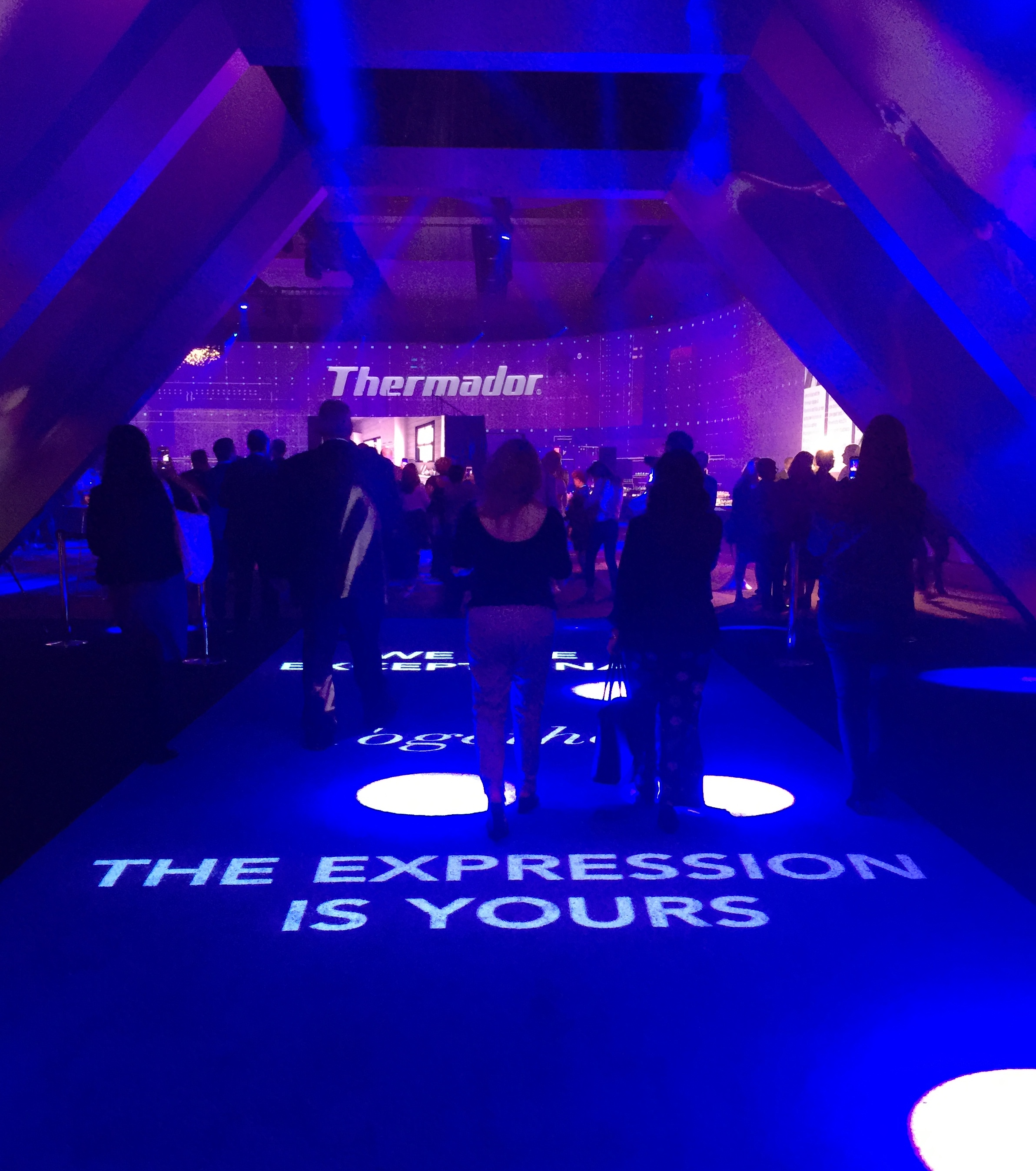 Thermador party at KBIS2018 #partytime #thermador