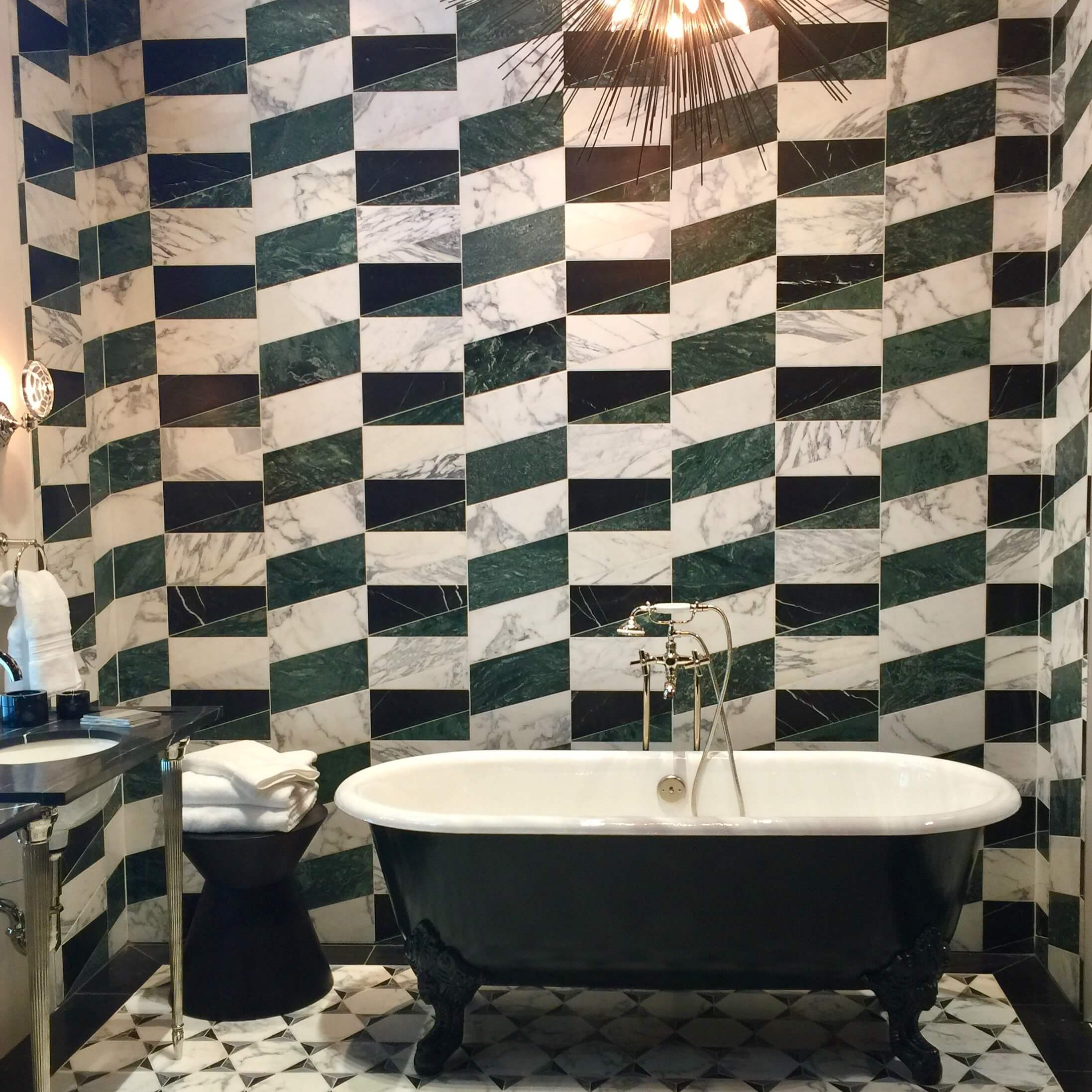 Style Stalk Kelly Wearstler: Kitchen And Bath Finds From KBIS2018 You Will Love!