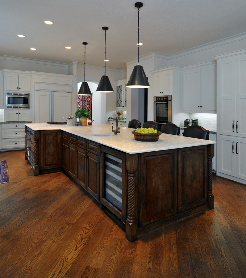 7 Considerations For Kitchen Island Pendant Lighting
