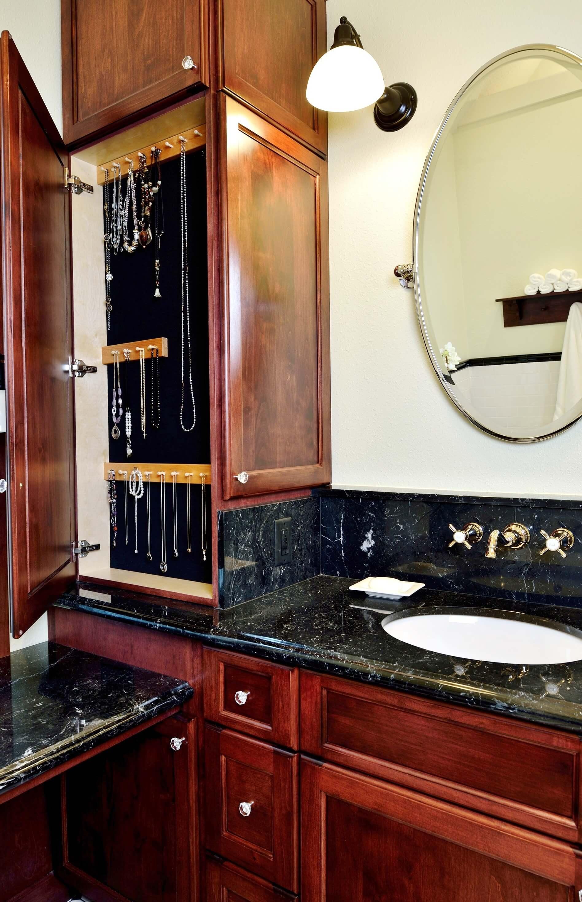 The 12 Inch Deep Upper Bathroom Cabinet
