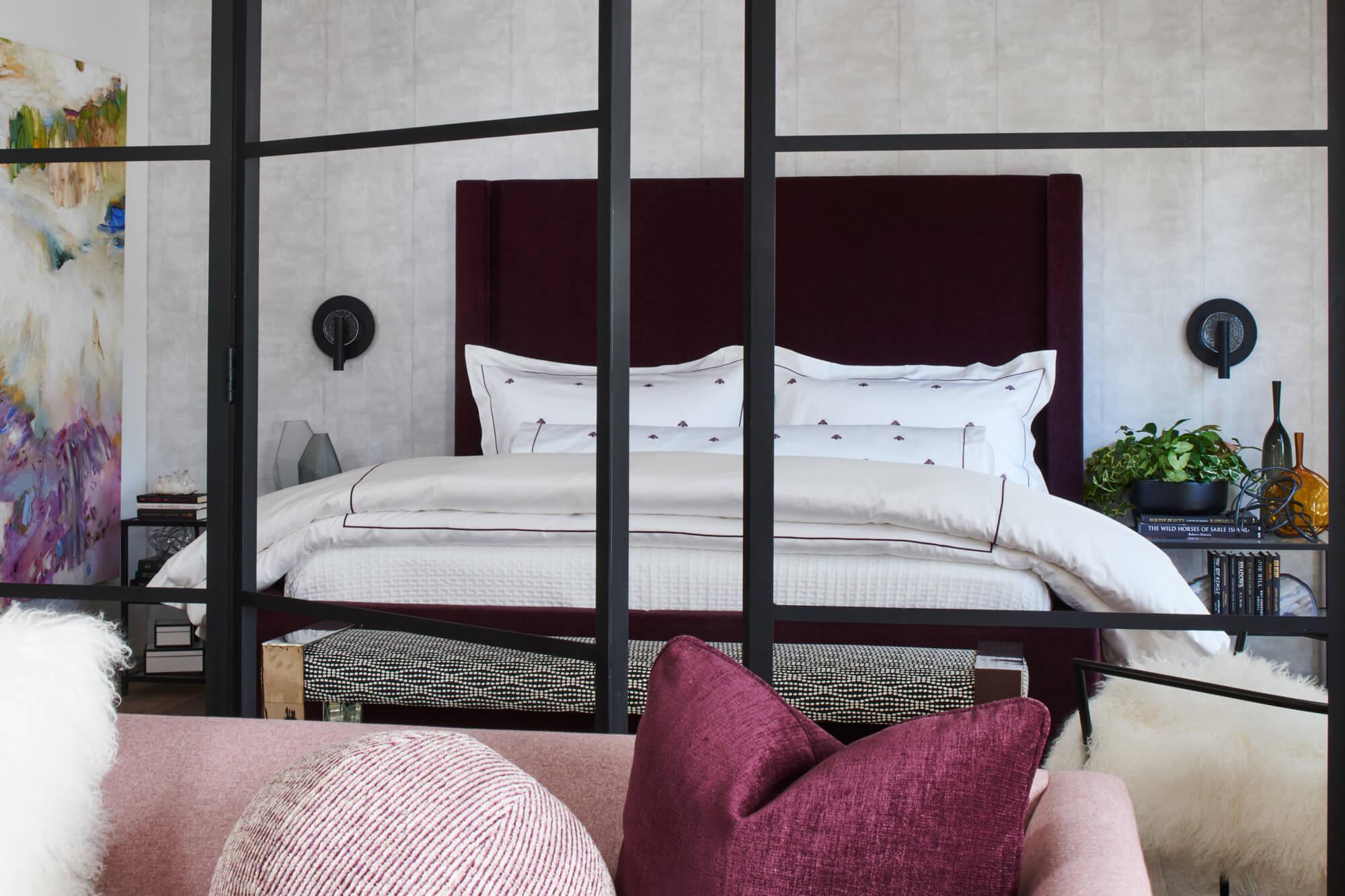 Guest house, Pasadena Showcase House, Designer: L2 Interiors, Photographer: Peter Christiansen Valli