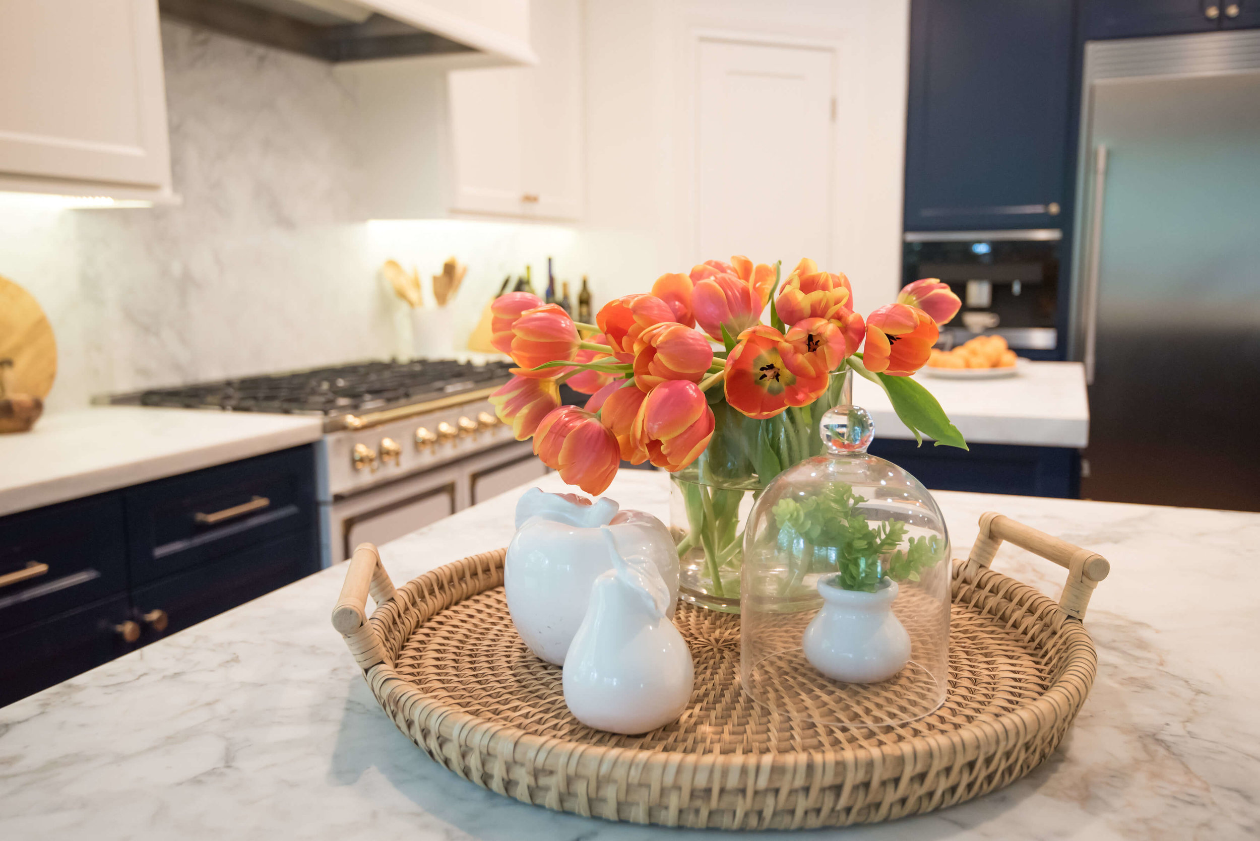 Kitchen Styling Tips, Project Design - Carla Aston, Photographer: Lauren Giles
