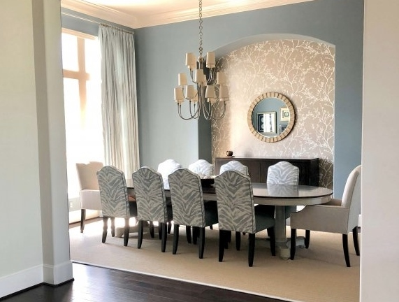 Whole House Project - Dining Room, Carla Aston - Designer