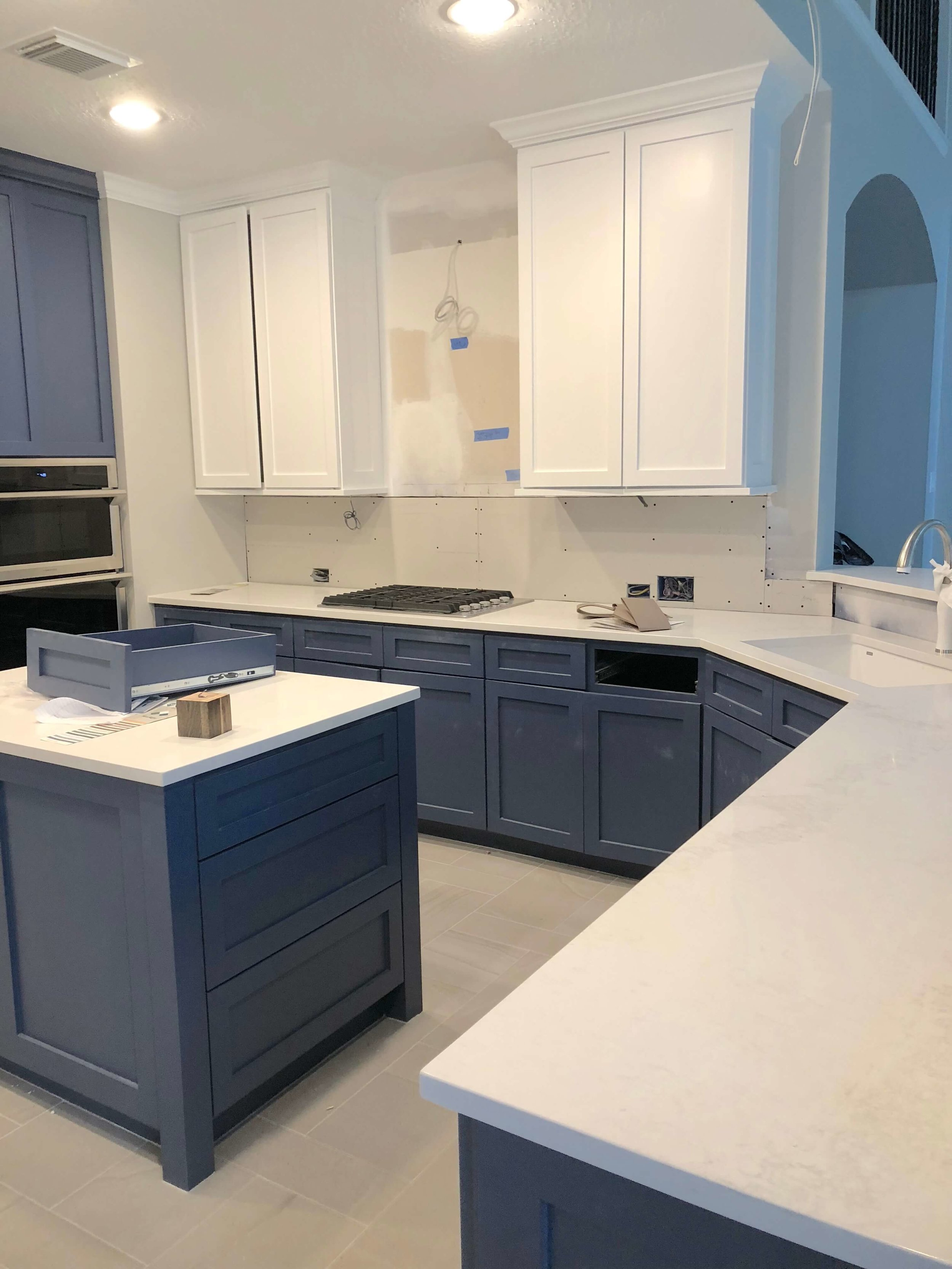 REMODELING TIPS: Moving Appliance And Plumbing Locations In ...