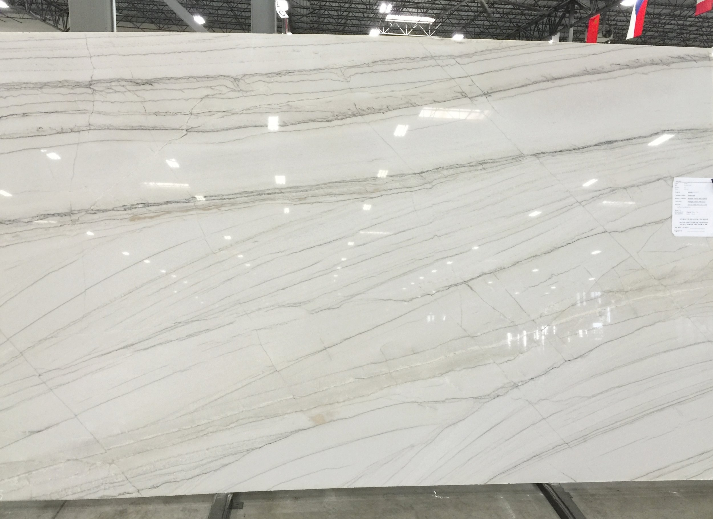 natural stone slab selection