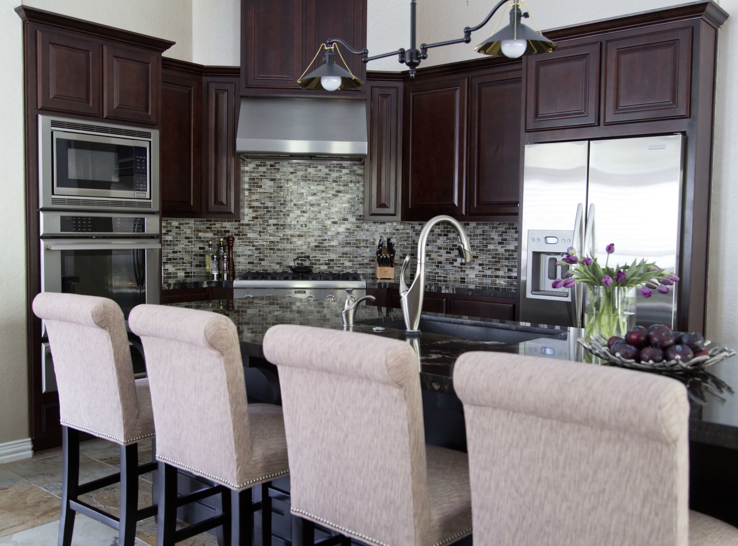 An Oddly Shaped Kitchen Island Why It S One Of My Biggest Pet Peeves Designed