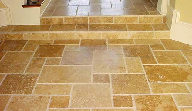If you remodeled your suburban home 10 or even 5 years ago, and you live in a hot climate like we do here in The Woodlands, it's quite probable that you have travertine floors and are eager to update them.