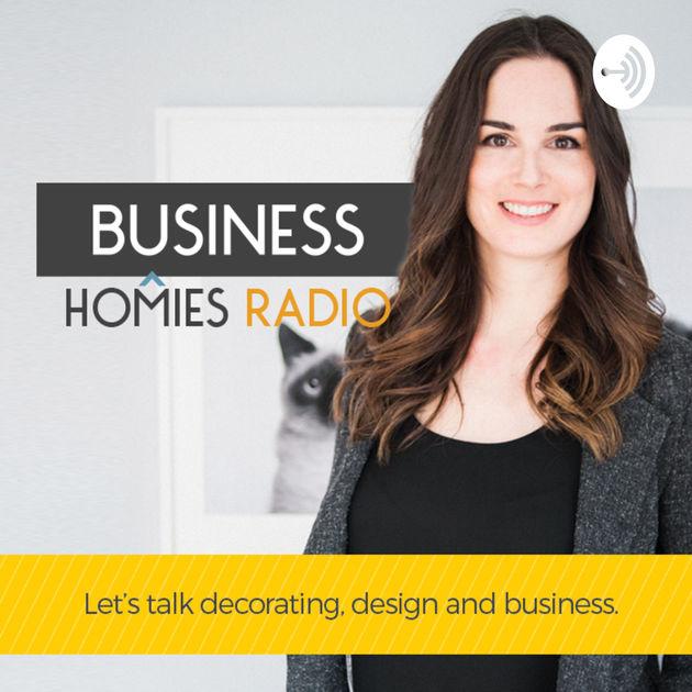 Interior design business podcast Michelle Binette