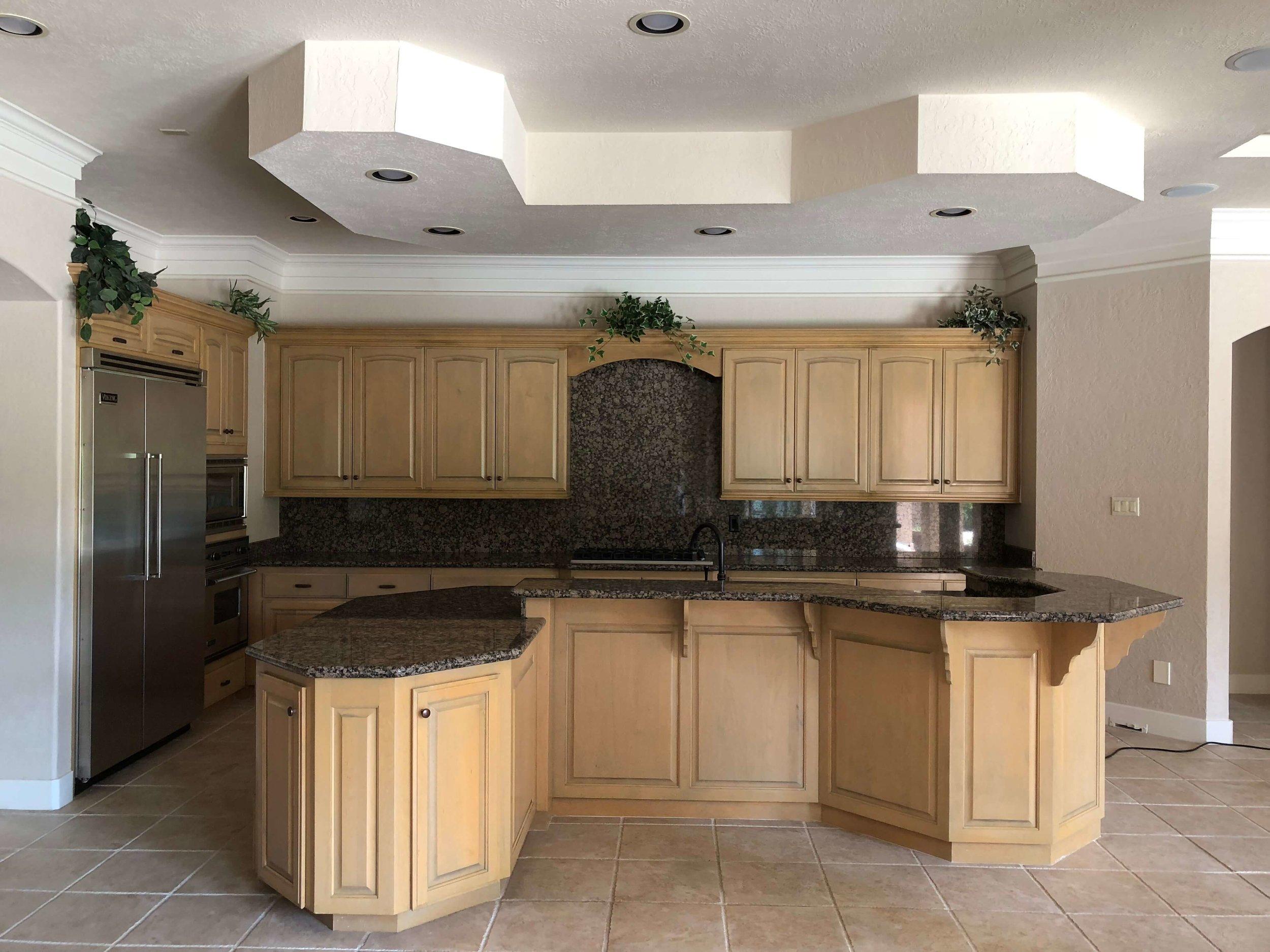 BEFORE Kitchen Remodel | #kitchenremodel #kitchenideas #kitchenremodelideas