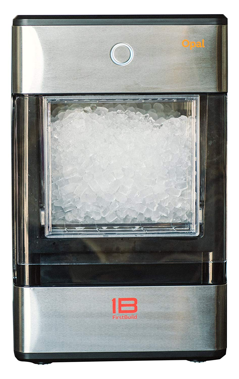 Countertop nugget ice machine from First Build