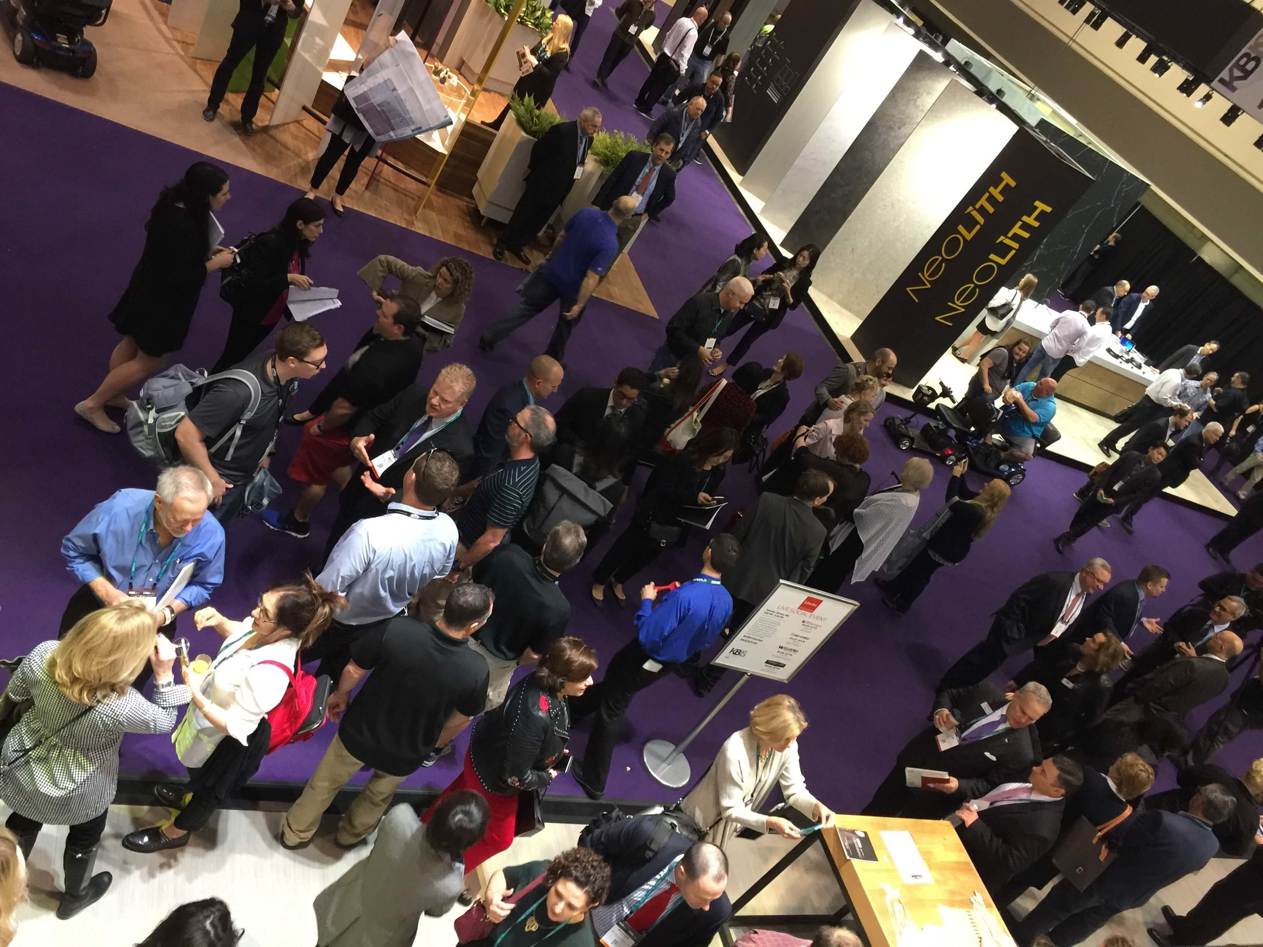 Trade show reports make great blog content | KBIS 2018