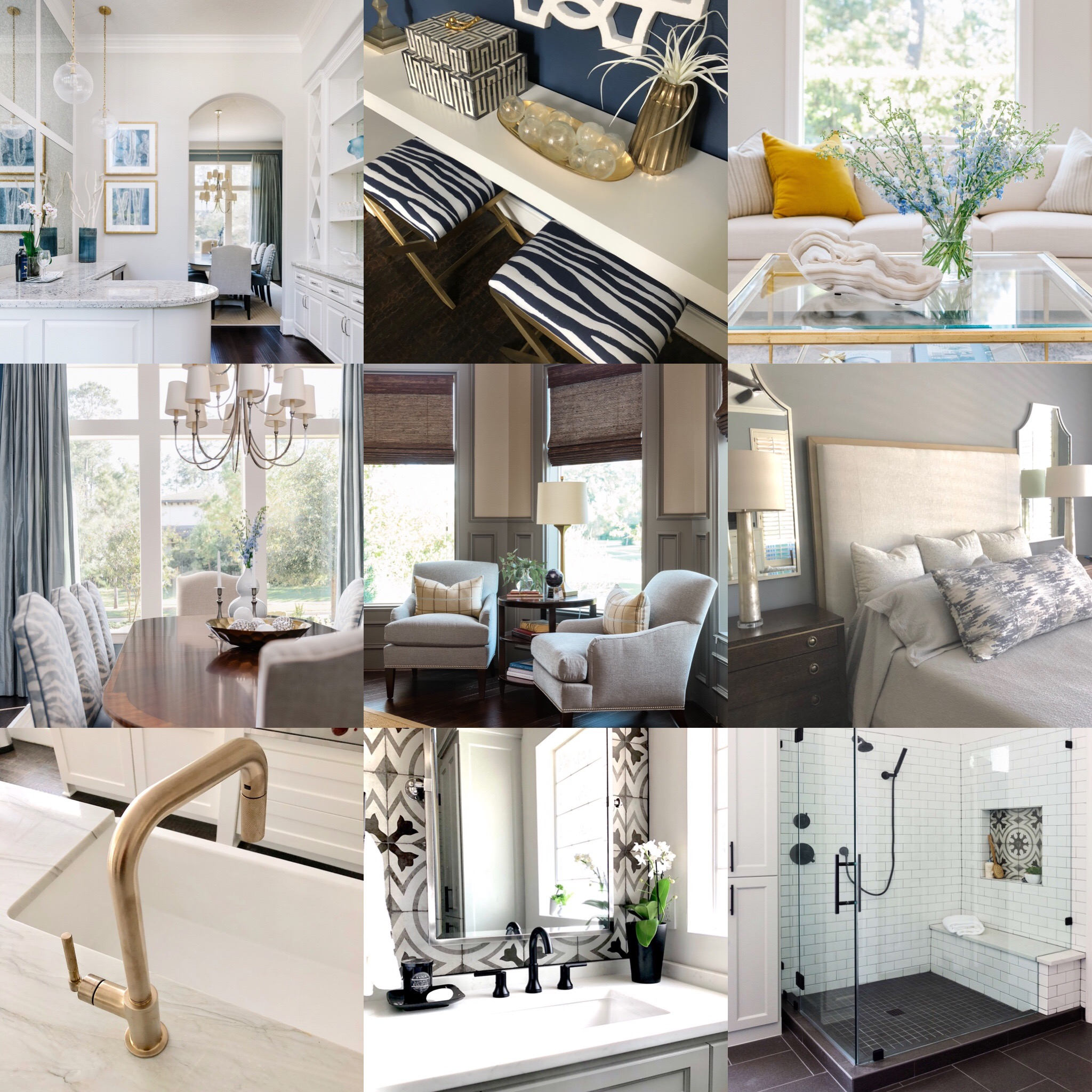My Top 9 Project Images from Instagram - Carla Aston, Designer