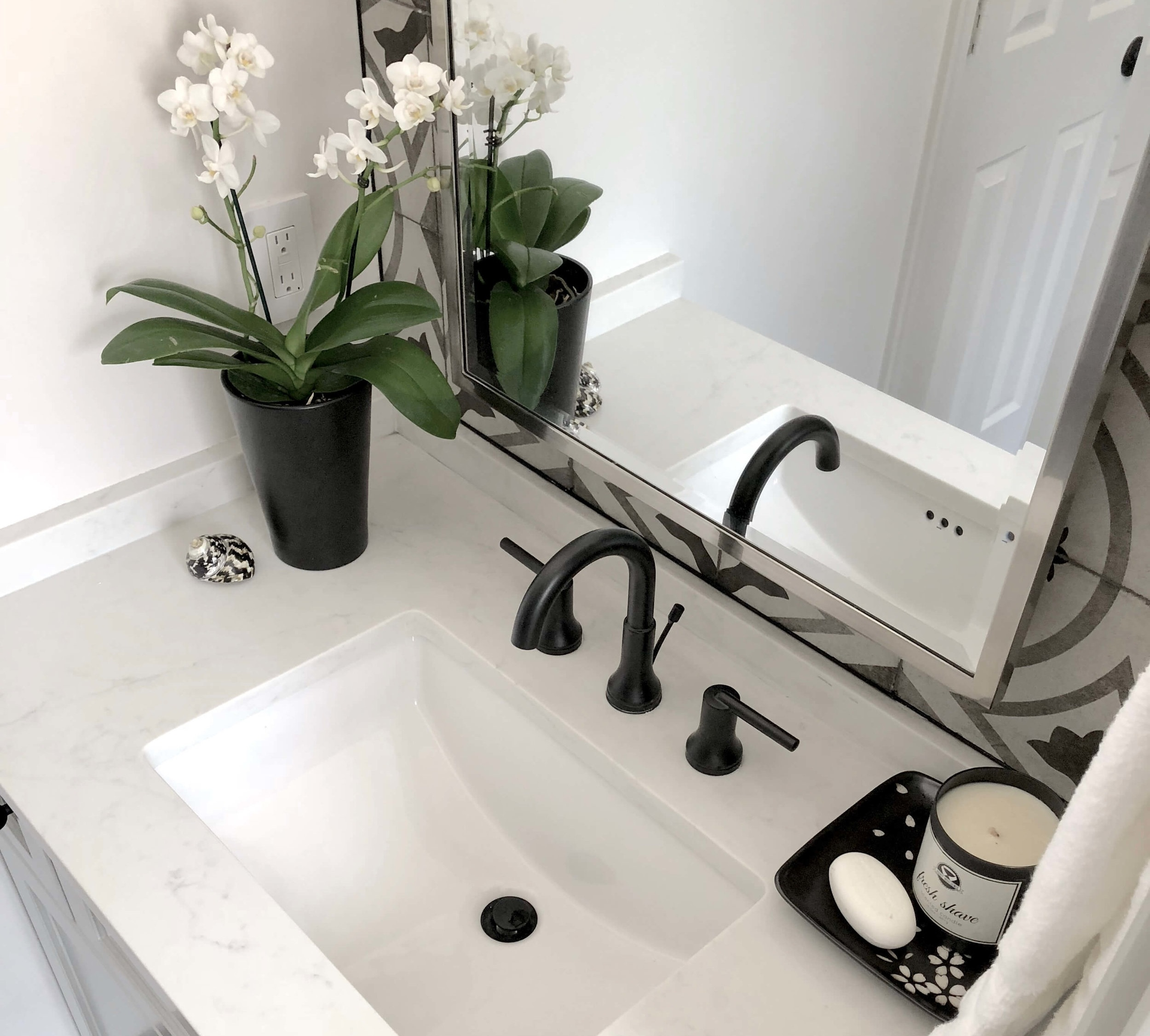 Black Bathroom Faucets And Fixtures