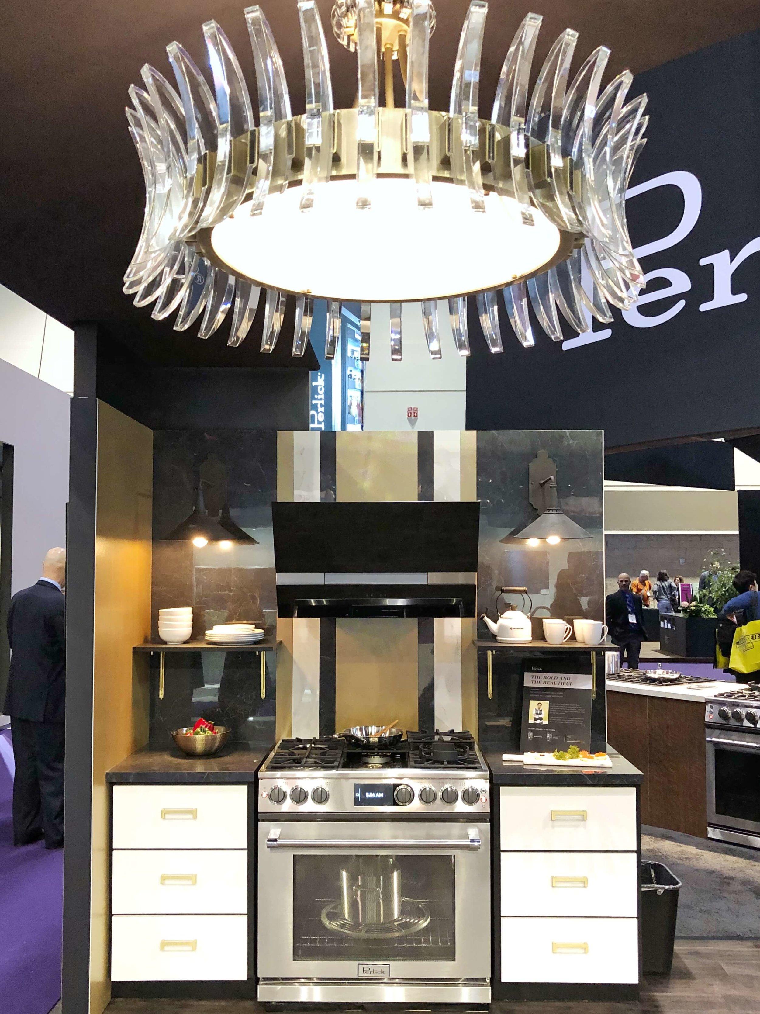 Perlick booth - KBIS, Kitchen and Bath Industry Show, Designer:  Arianne Bellizaire