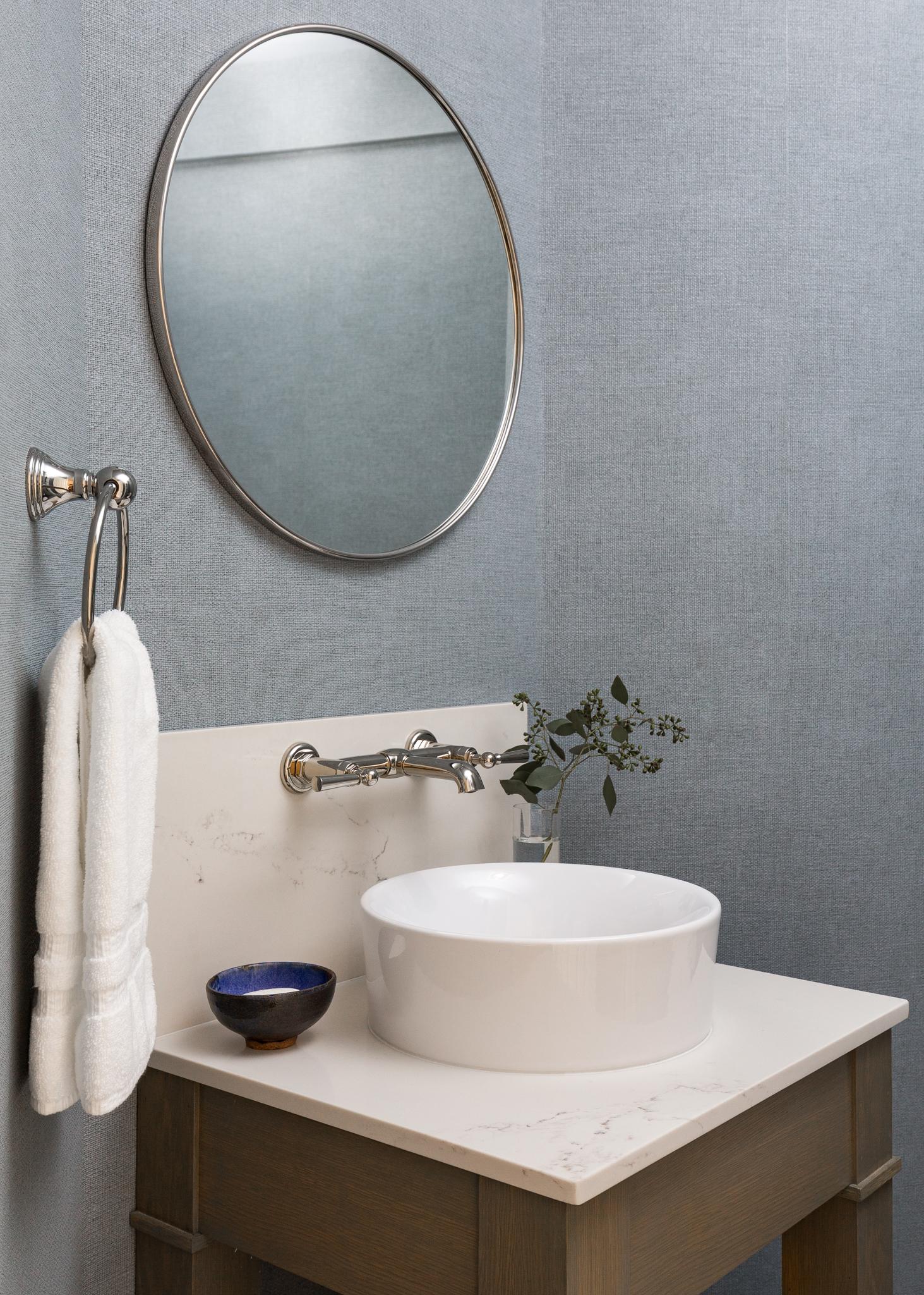 Powder room vessel sink Carla Aston, Designer.jpg