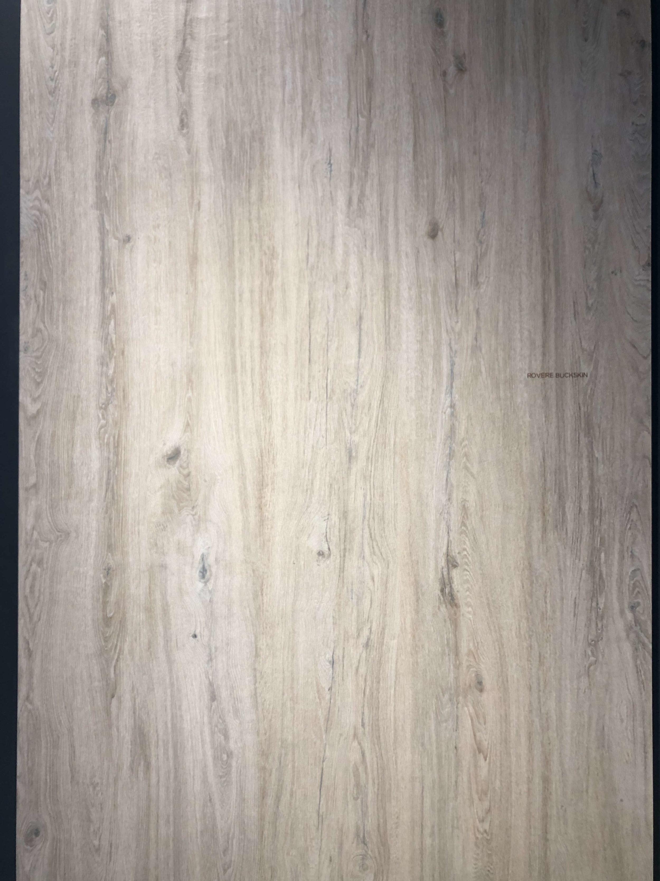 Wood look porcelain slab, Rovere Buckskin, from Sapienstone | KBIS 2019 Surfaces Trends