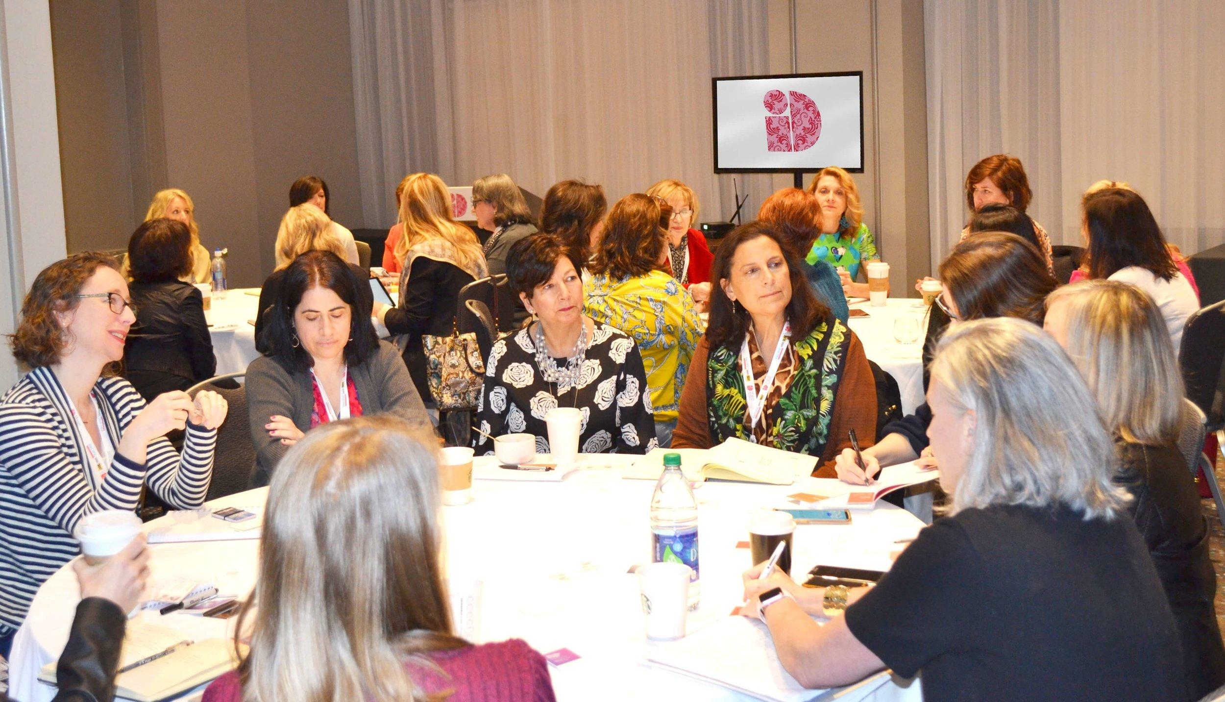 Design Influencers Conference Mentoring Round Tables.jpg