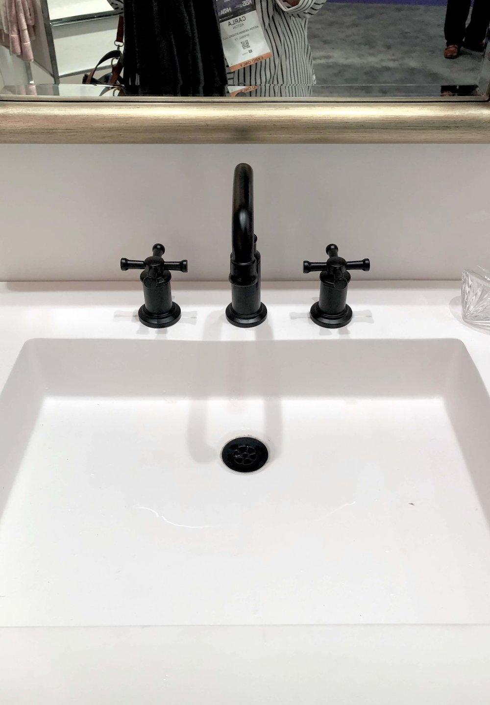 Black Bathroom Faucets Fixtures, Black Bathroom Faucets