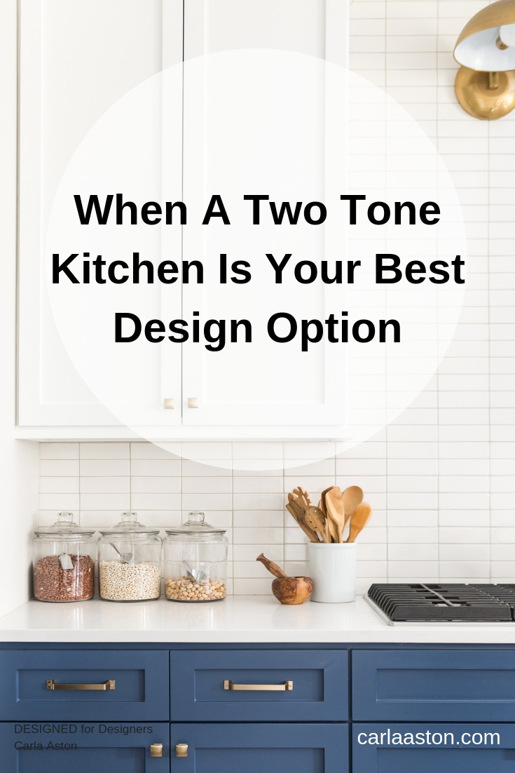 Save this article for reference later when you are doing a partial kitchen remodel design for your home!