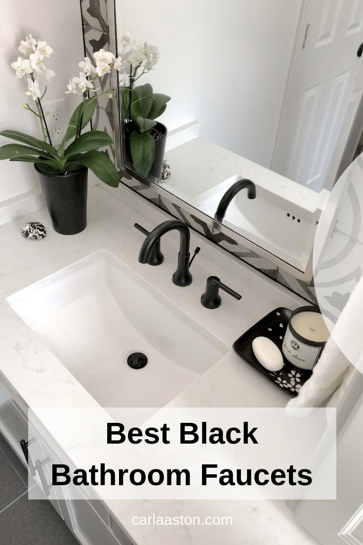 Best Black Bathroom Faucets