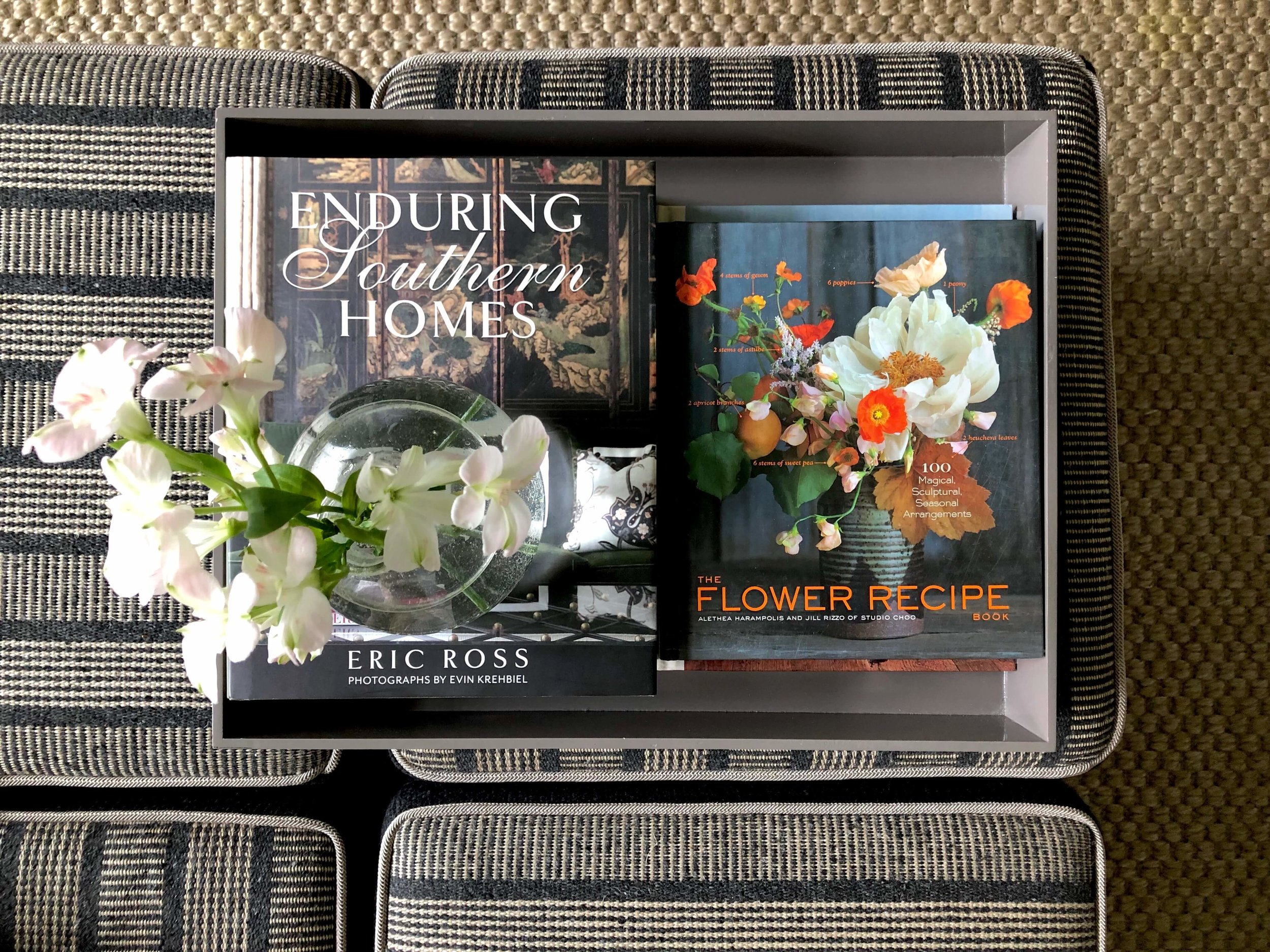 Beautiful Books For Styling Coffee Tables And Book Shelves | Carla Aston, Designer #coffeetablebooks #bookshelfstyling #coffeetablestyling