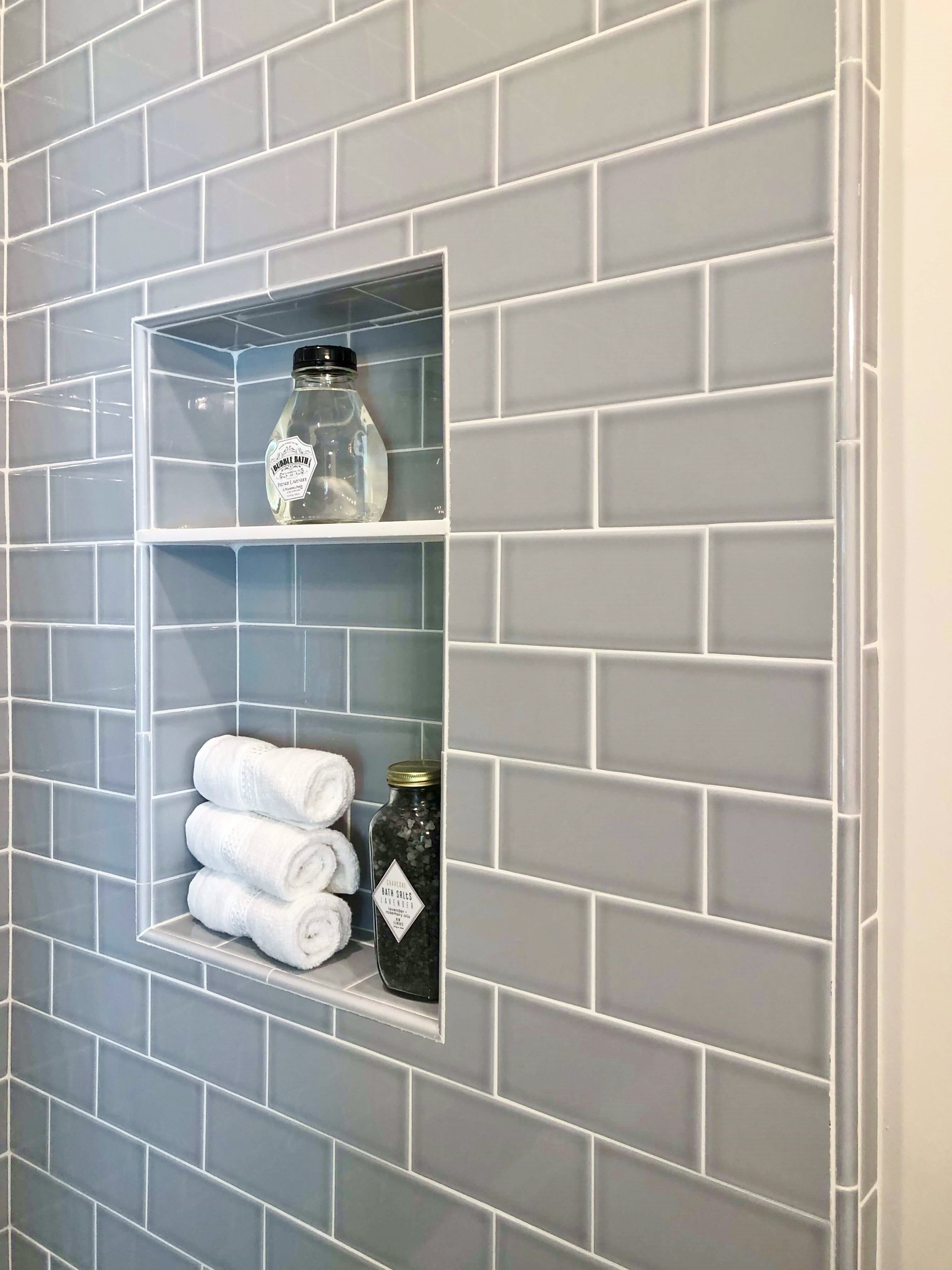 25 Beautiful Shower Niches For Your Bath Products Designed