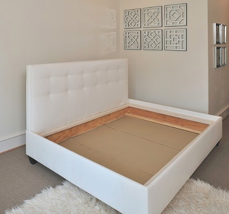 queen daybed how to DIY
