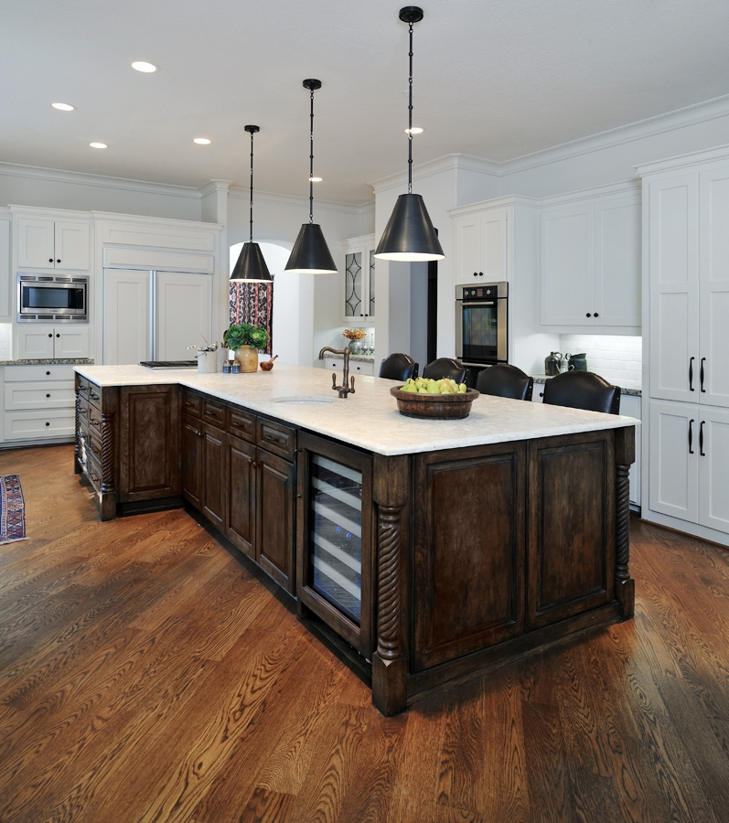 island kitchen images an oddly shaped kitchen island why it s one of my biggest pet peeves designed 1541