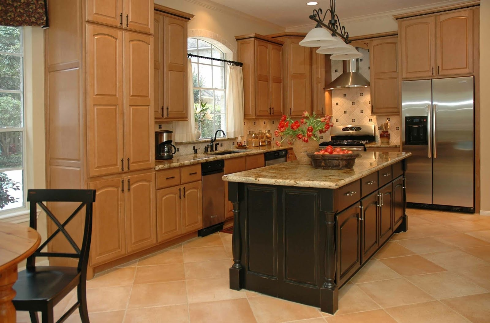 exciting unique kitchen island designs | An oddly-shaped kitchen island | Why it's one of my ...