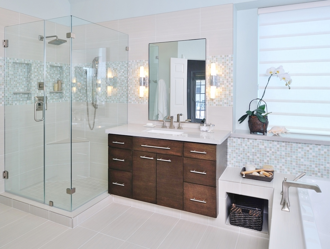 BATHROOM DESIGN QUICK TIP - A Sure Fire Way To Make Your ...