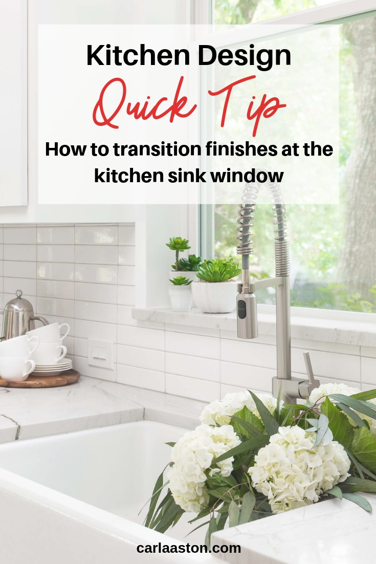 Kitchen Design Quick Tip