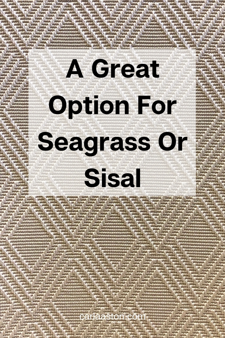 Seagrass Or Sisal On Your Stairs Can Be