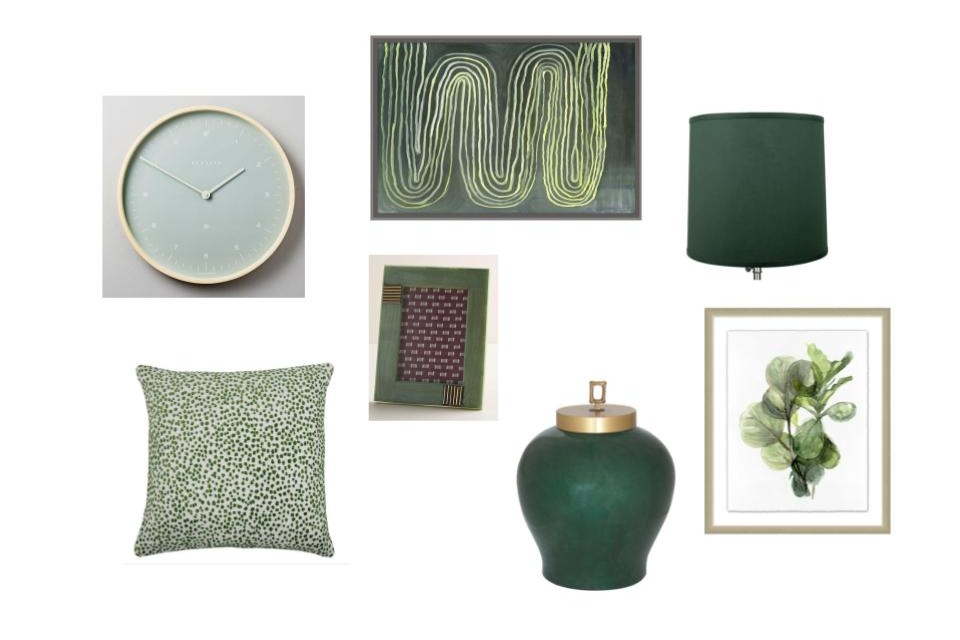 15 Lovely Green Decor Accents Bring This Popular Color Into Your Home Designed