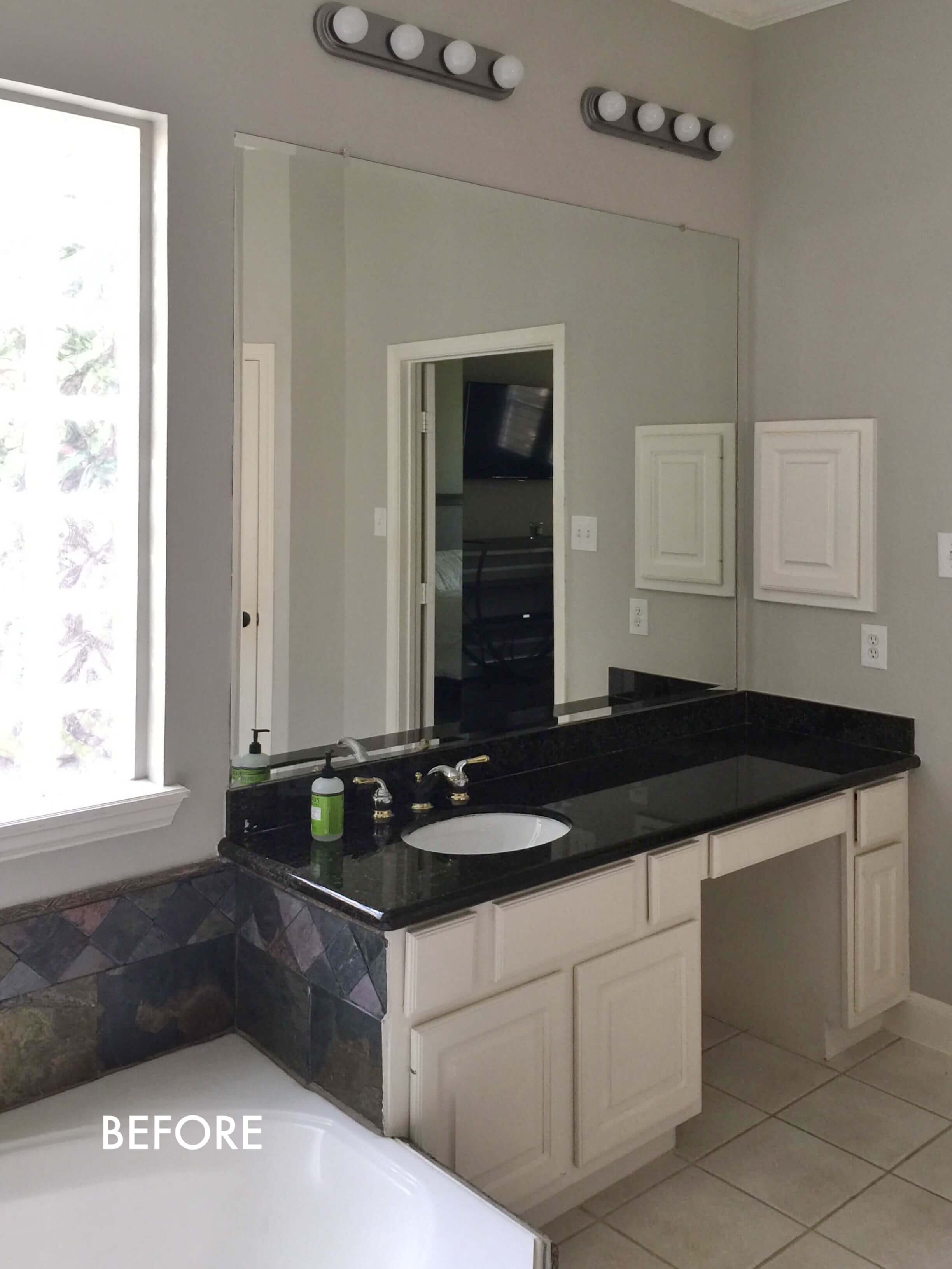 Before And After A Master Bath And Bedroom Remodel That Feels