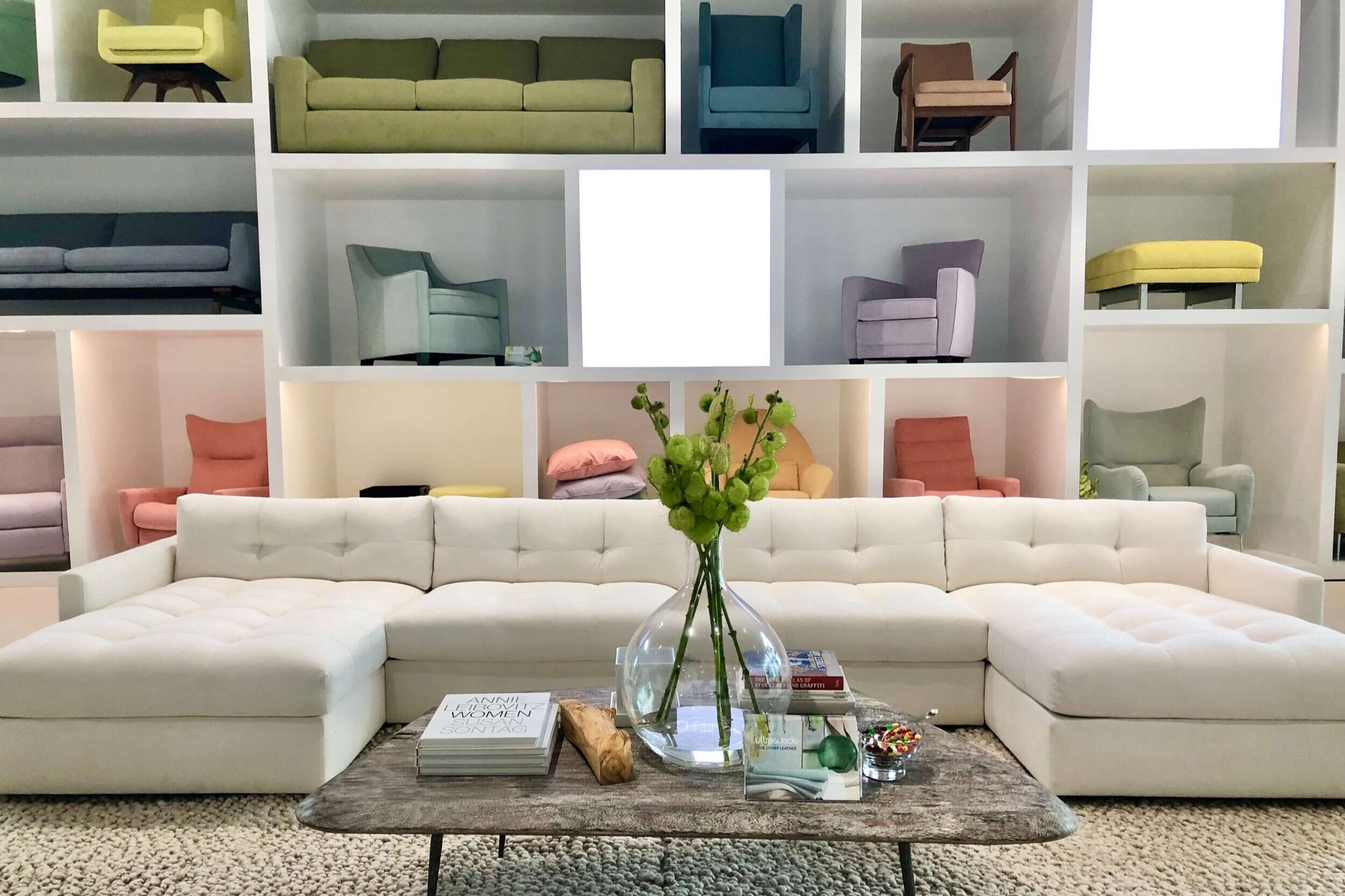Furniture Trends From High Point Market Sectional Sofa