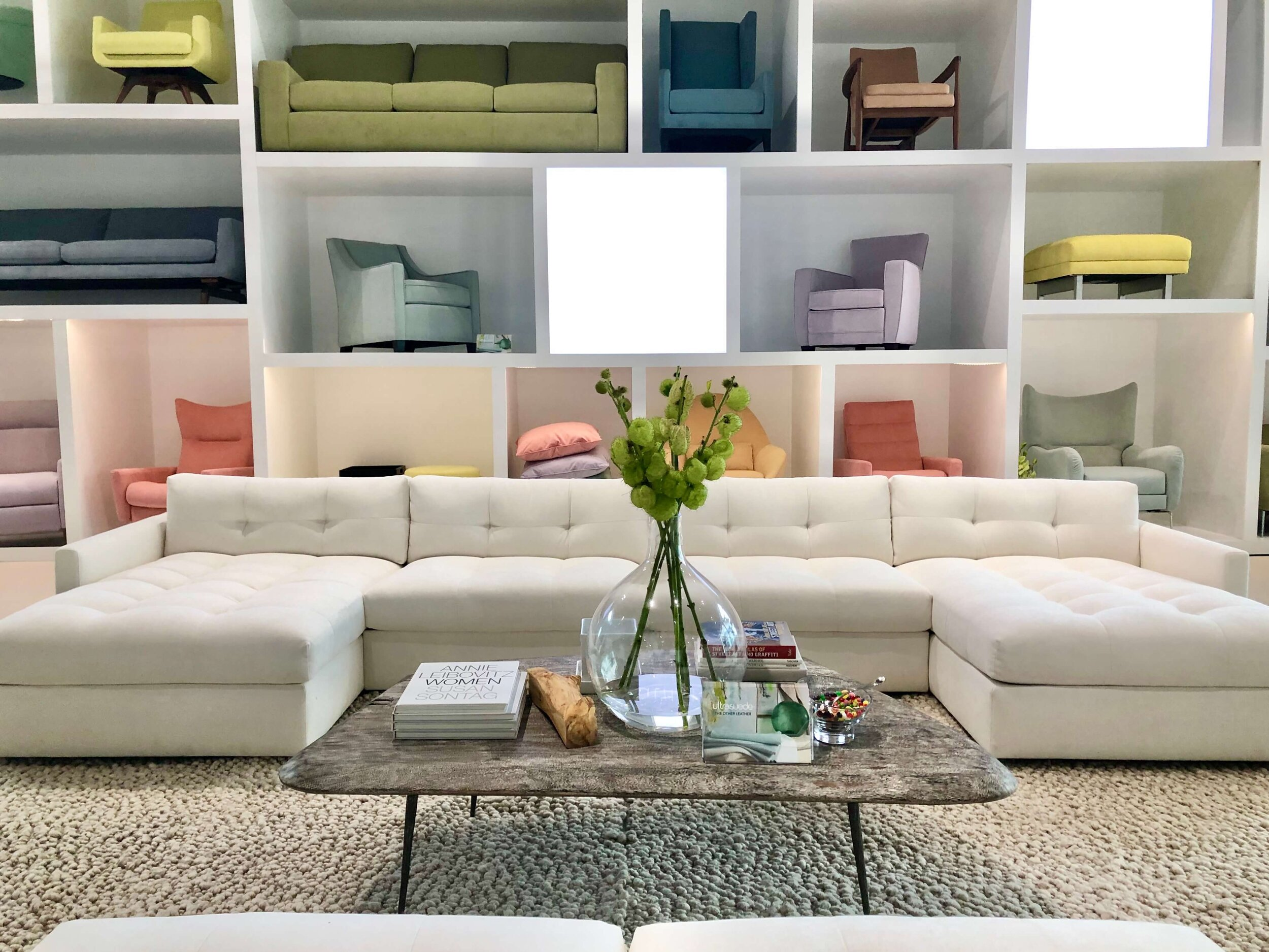 FURNITURE TRENDS From High Point Market - Sectional Sofa ...