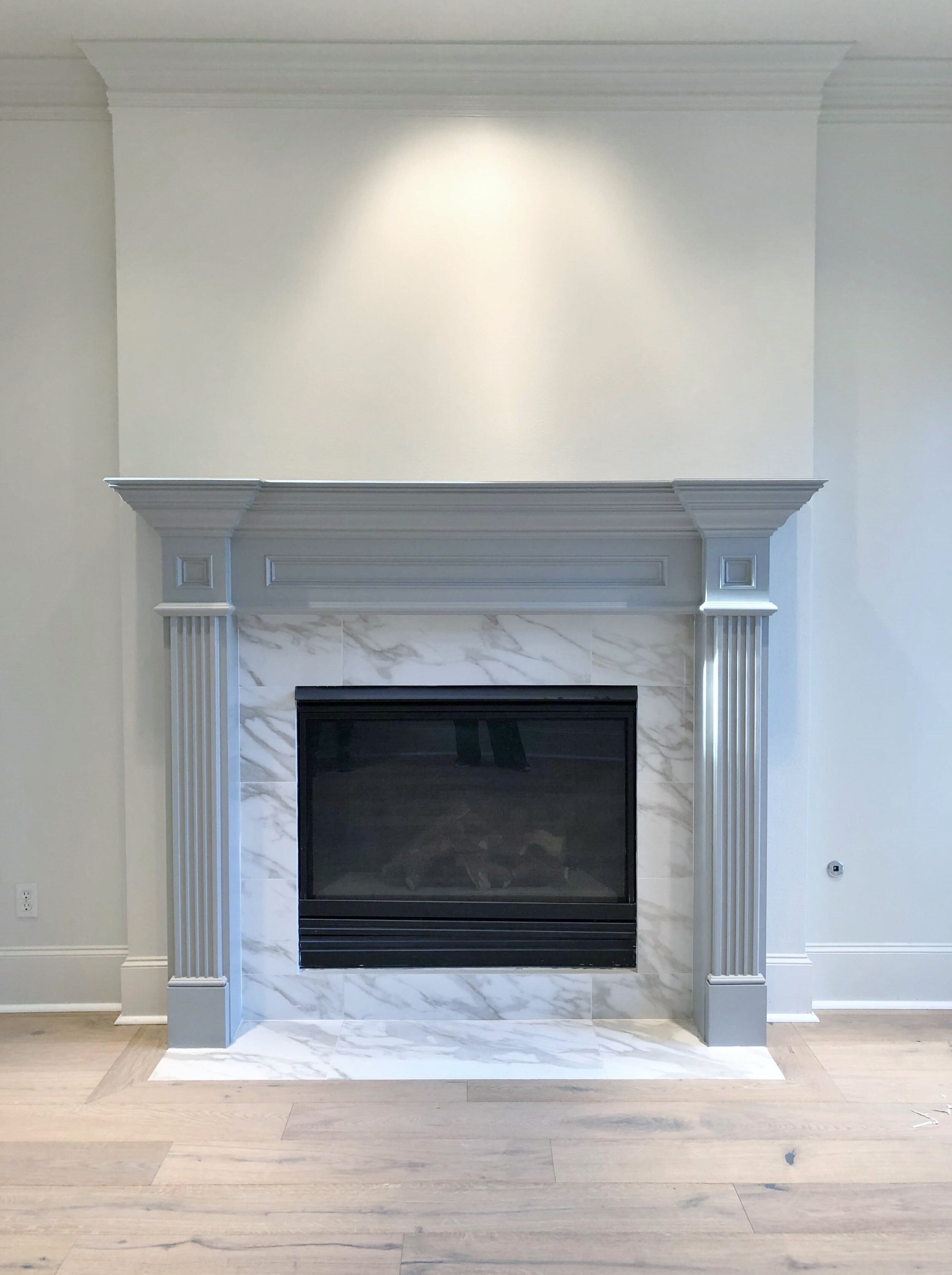 5 Amazing Inexpensive Easy Fireplace Remodel Transformations Designed
