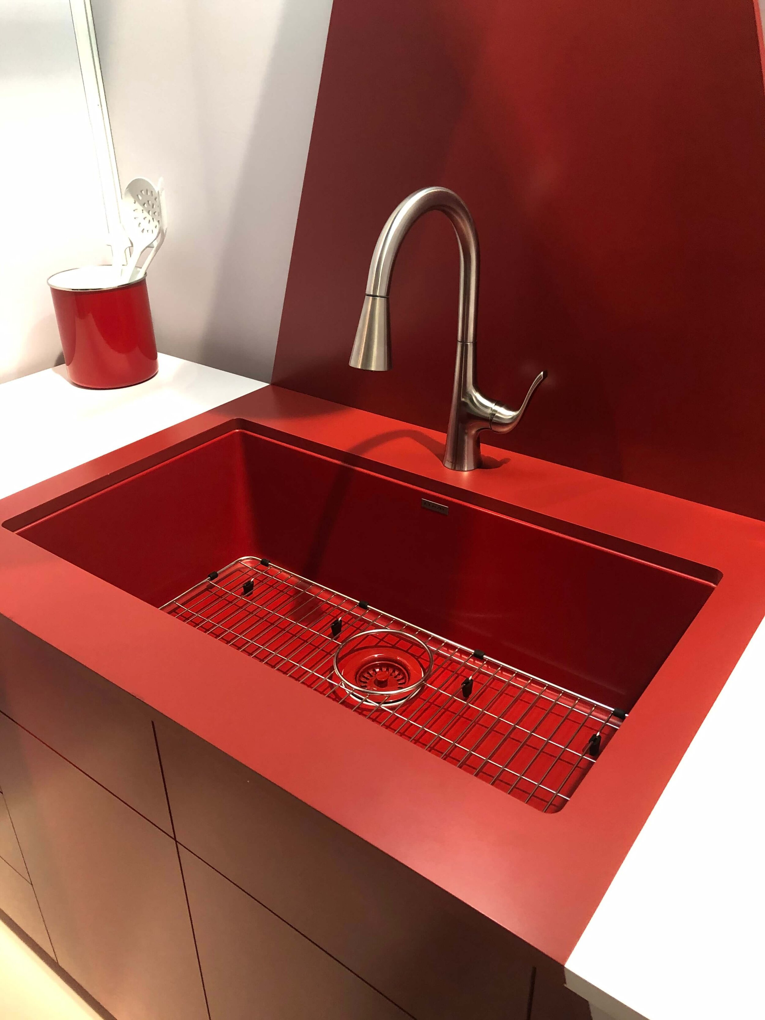 Fab New Sinks From The Kitchen And Bath Show Kbis Designed