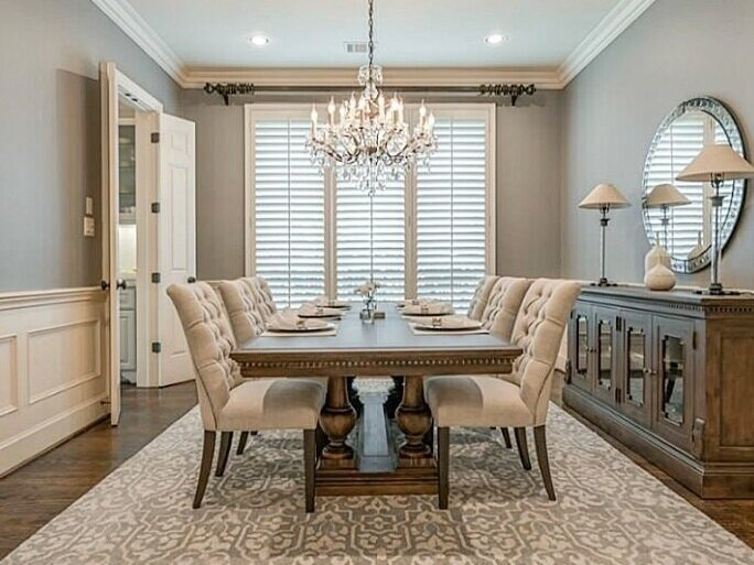 Go Gray When Your Entire House Is Beige, Tan And Gray Living Room