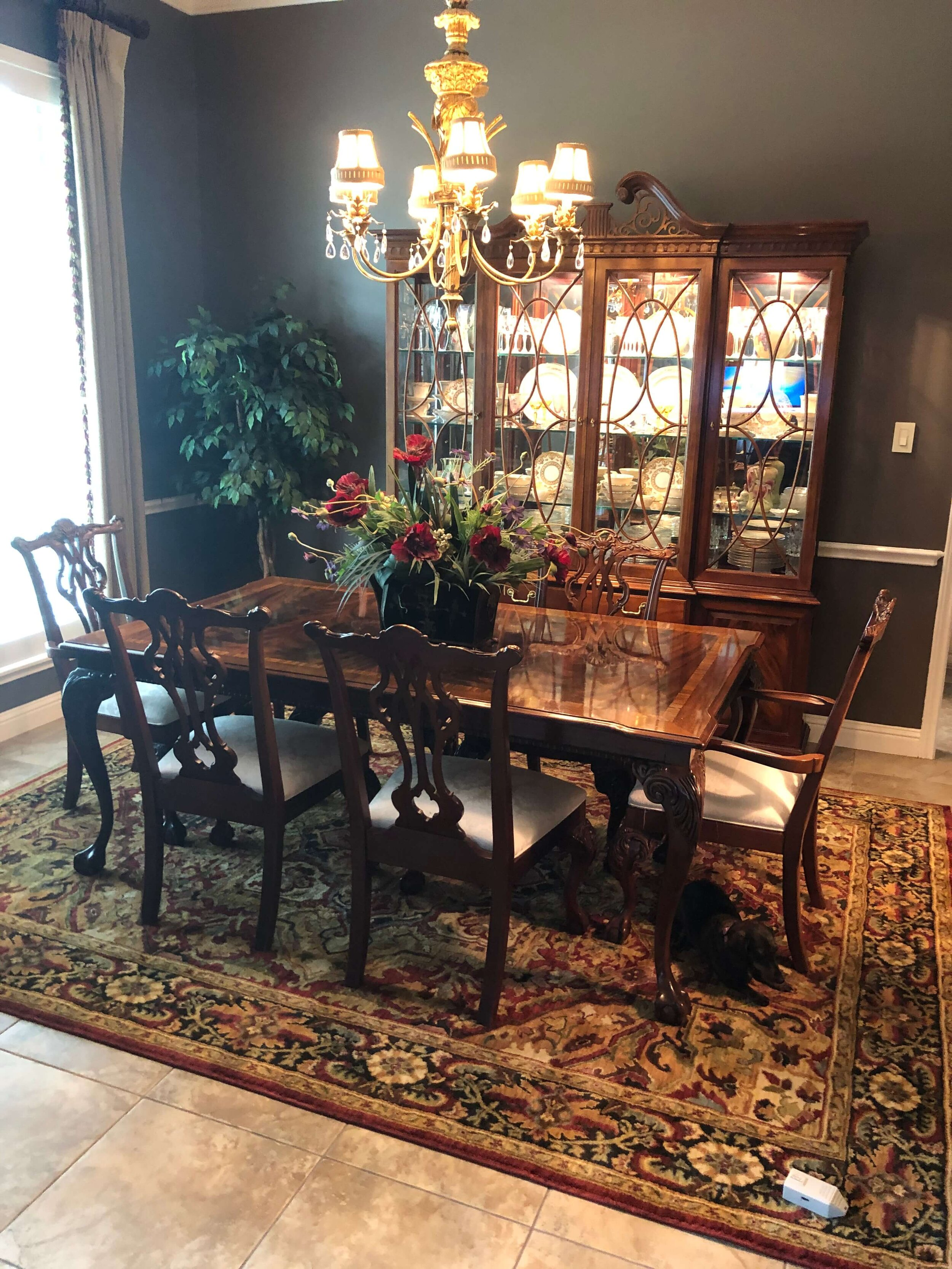 How To Update Your Dining Room Decor Without Redoing It All 2 Examples Designed