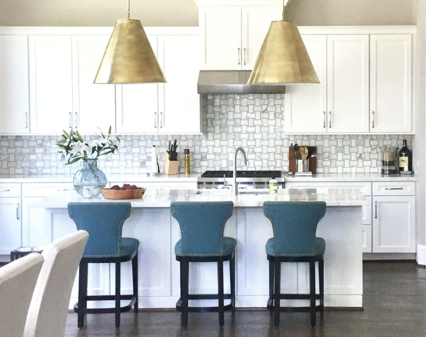 Mixing Metal Finishes Should Light Fixtures Match Hardware Designed