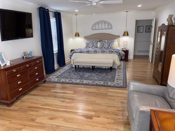 How To Layout And Decorate A Long Narrow Bedroom Designed