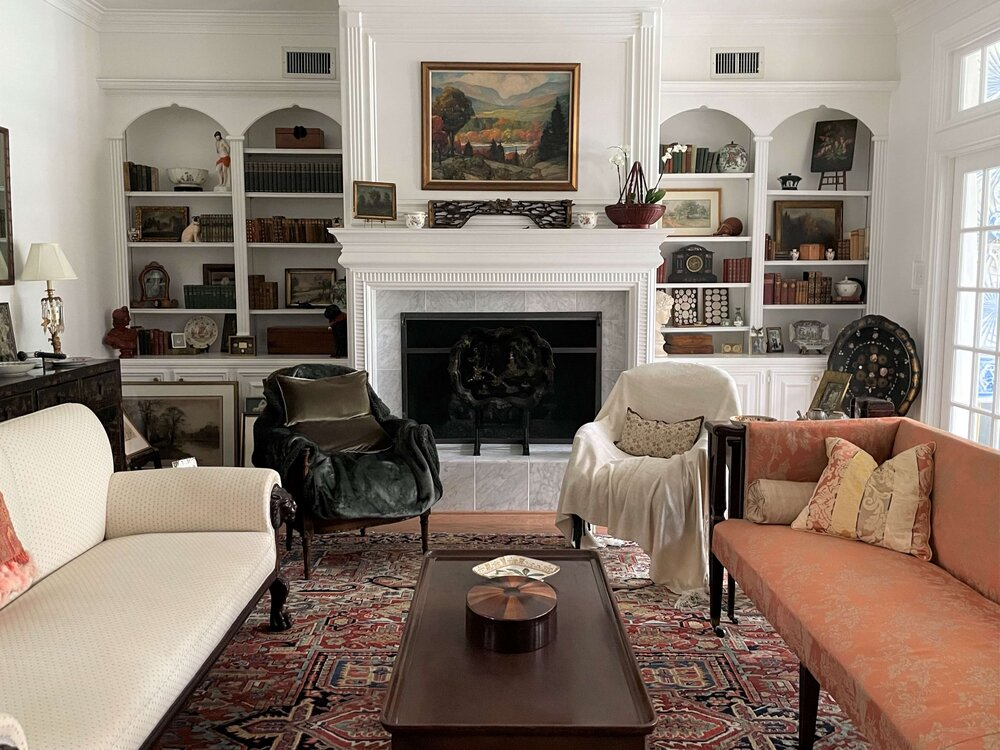 How To Make Existing Furnishings Work, Furniture To Love