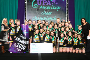 2010 Middle School Cheer Grand Champs  P-E-M Cheer Team - Minnesota