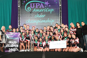 2010 Sr. All Star Cheer Grand Champs  Oklahoma Twisters Believers - Oklahoma