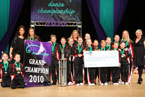 2012 AmeriCup Youth Grand Champions  Energizers, Wisconsin