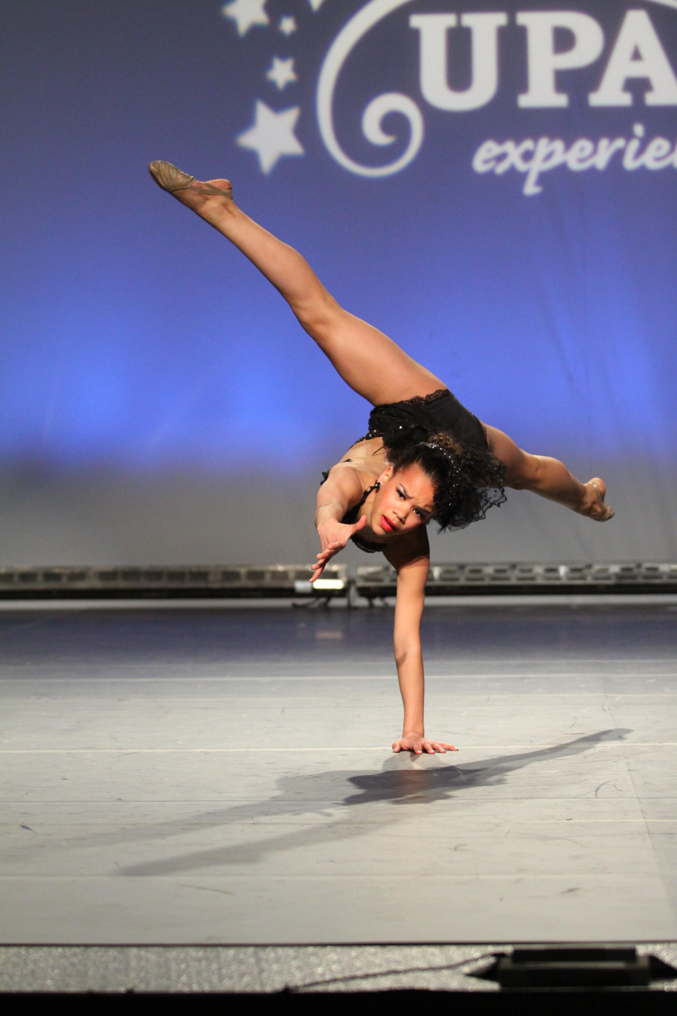 2011 - Malia Oliver from Energy Dance Center