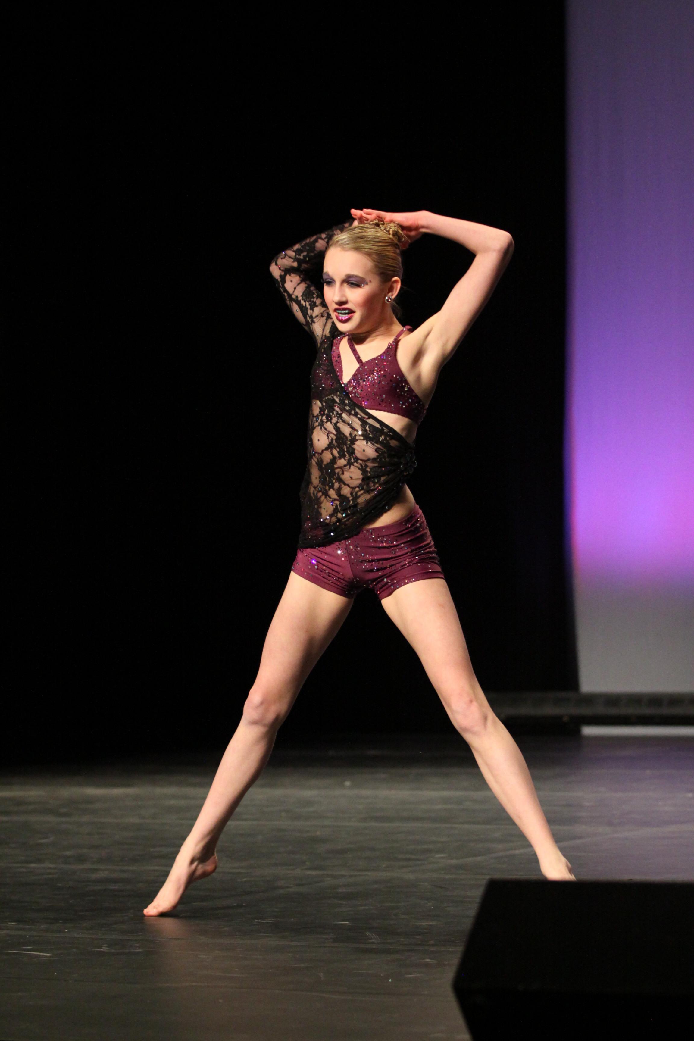 2011 - Haley Foucault from Northland School of Dance