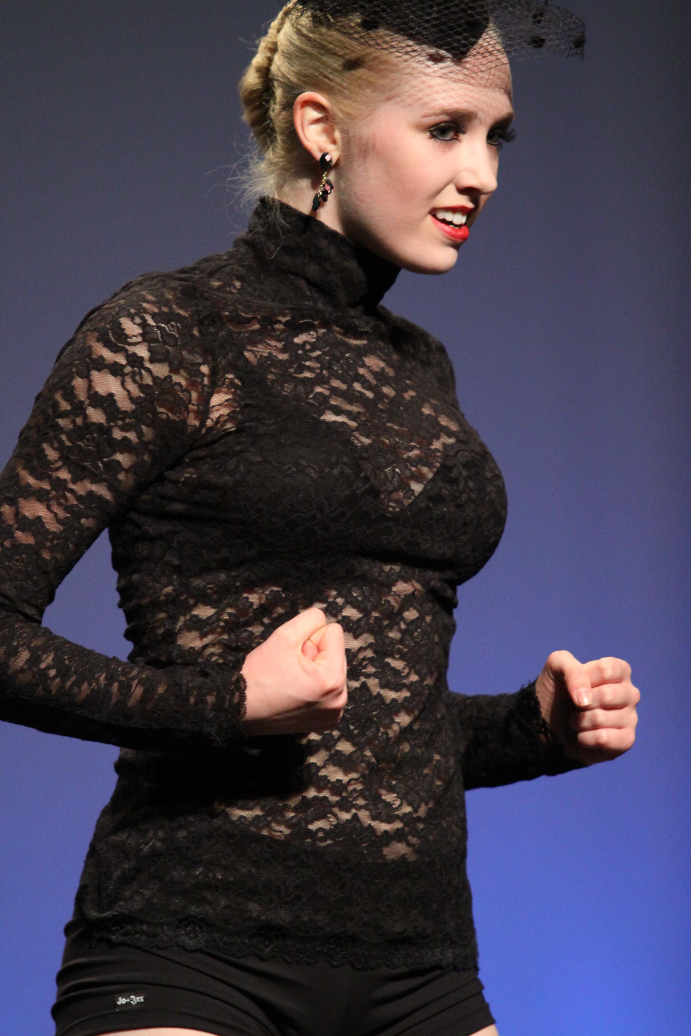 2011 - Alyssa Ness from Northland School of Dance